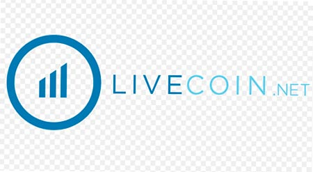 логотип биржи LiveCoin