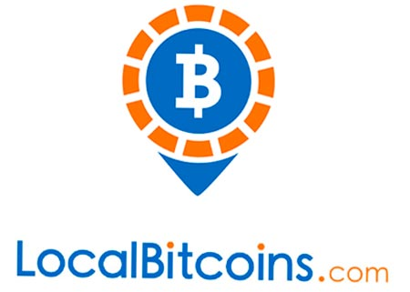 логотип Локал Биткоин