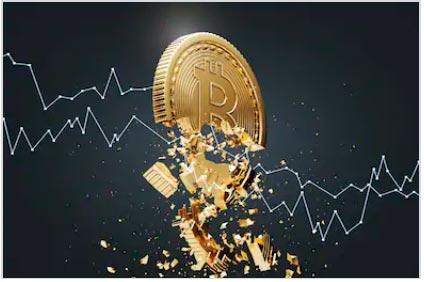 падает курс биткоин